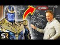 10 Infinity War Easter Eggs And References In MCU Movies