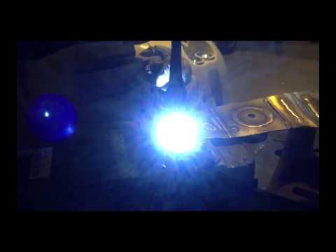 how to set up razor 200 tig welder