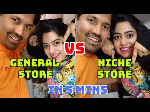 General Store VS. Niche Store Explained In 5 Mins | 2020 Shopify Dropshipping thumbnail