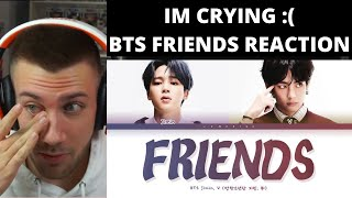 Download lagu THATS BEAUTIFUL!!! 😢 - BTS MOTS 7 - JIMIN, V - FRIENDS - Reaction