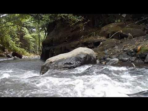 gemericik air sungai mengalir #2