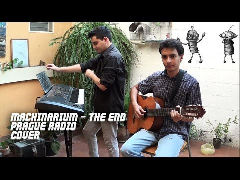 Machinarium The End Prague Radio - Cover