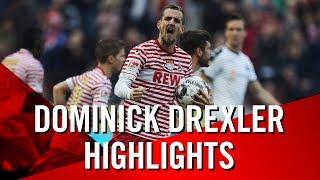 Dominick Drexler ist on fire 🔥 | 1. FC Köln | Highlights