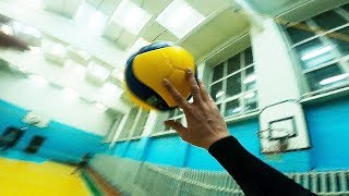 Volleyball first person | Training 2020 | Highlights | 9 episode | POV
