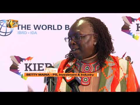 World Bank's shs.5b credit to SME's