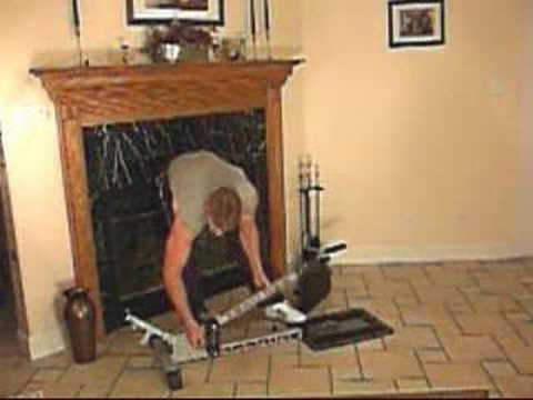 Compact Home Gym Foldable Home Gym Lean Abs Machine