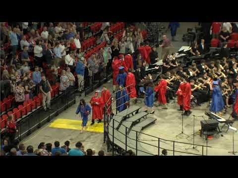 2019  Paragould High School Graduation