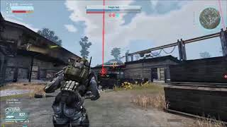 Defiance Gameplay 3/17/2018- Freight Yard- Capture And Hold PVP- pc