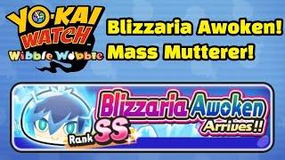 Yo-kai Watch Wibble Wobble - Blizzaria Awoken!