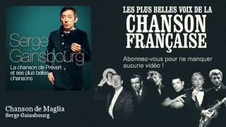 Watch Serge Gainsbourg Chanson De Maglia video