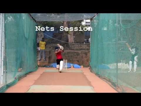 Bangalore Wildcraft Cricket Club Net Practice | Nets Session