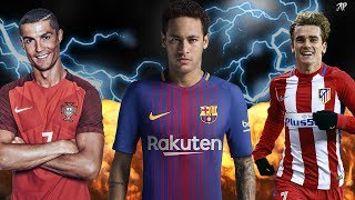 Neymar vs Ronaldo vs Griezmann ★ Skills & Goals 2017 ᴴᴰ [CO-OP]