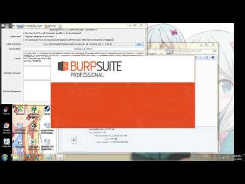 Burp Suite Full Version Free Download 2018