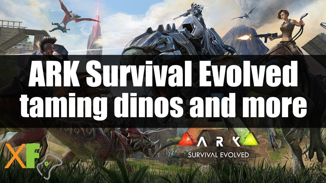 how to download ark survival evolved on xbox one