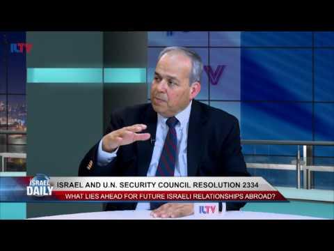Yosef Livne, Former Israeli Ambassador To New Zealand - Dec, 29, 2016