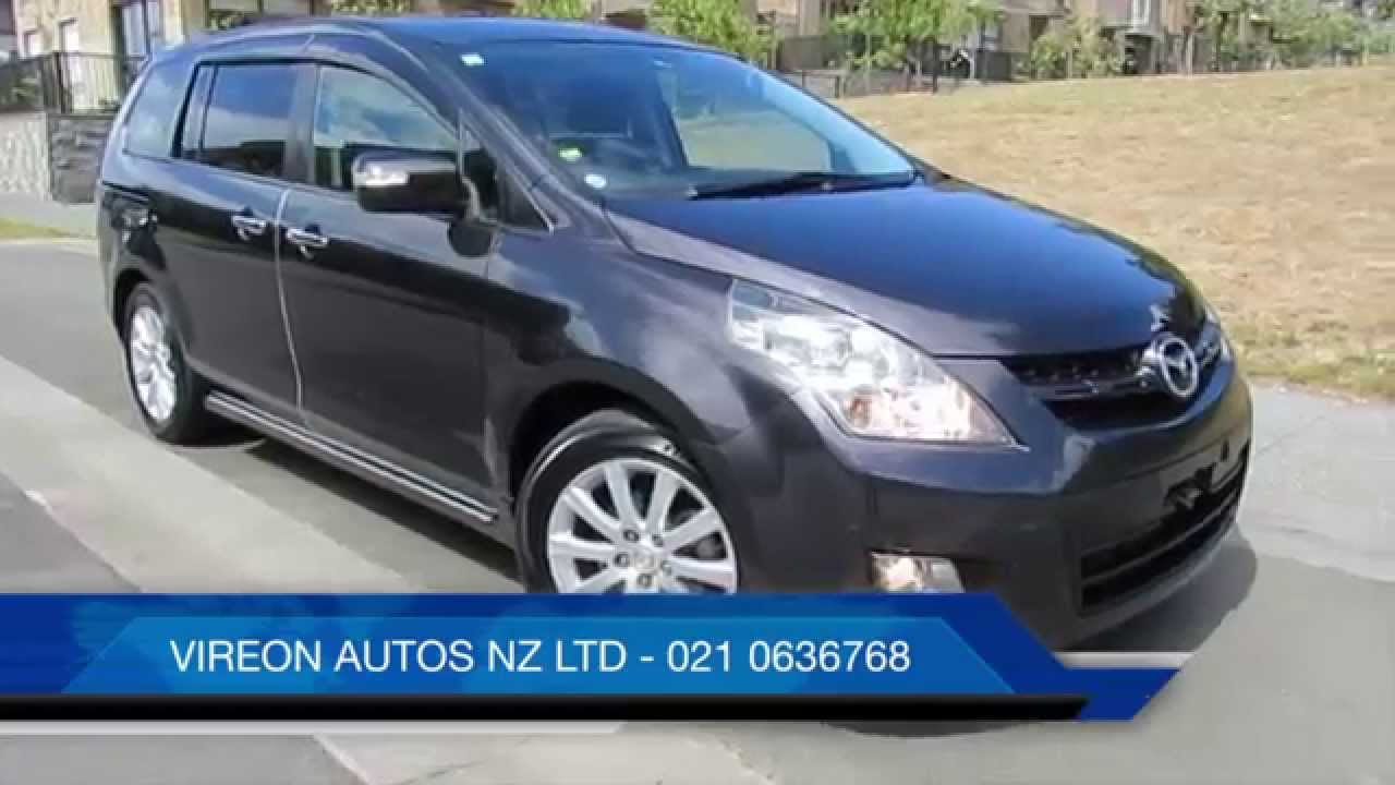 mazda mpv 2007 review nz