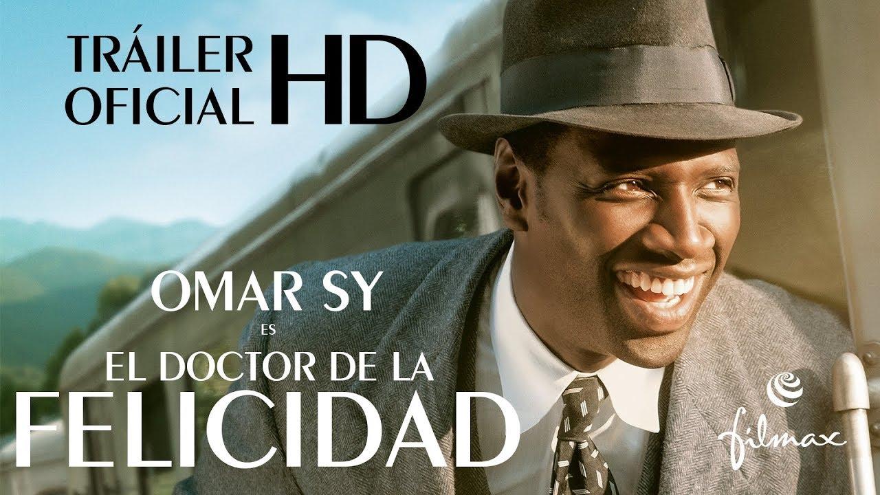 EL DOCTOR DE LA FELICIDAD. Tráiler oficial (VE). Ya en cines