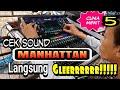CEK SOUND MJ AUDIO MANHATTAN CUMA 5 MENIT DARI AWAL SAMPAI GLEEEEER
