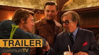 ONCE UPON A TIME IN HOLLYWOOD  Trailer 2 2019 HD