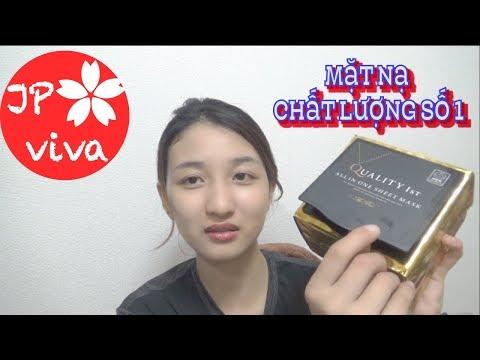 [JP viva] Mặt nạ chất lượng số 1 Nhật Bản: Quality First phiên bản mới