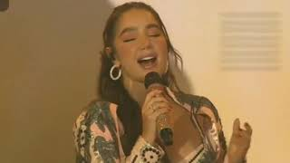 Show completo de Paola Jara en Premios Heat - Los Besos Jamás