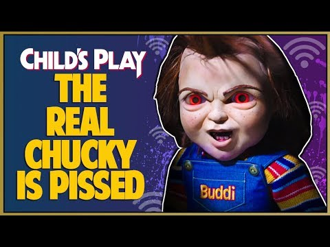 CHILD'S PLAY 2019 MOVIE REVIEW - Double Toasted Reviews