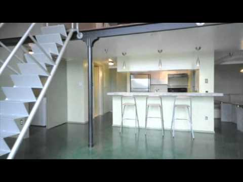 #403 2001 Wall St Cannery Row Live Work Loft in Vancouver