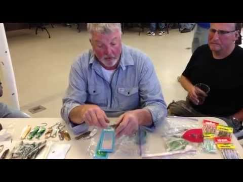 Whole Herring Salmon Rig By Greg Mueller