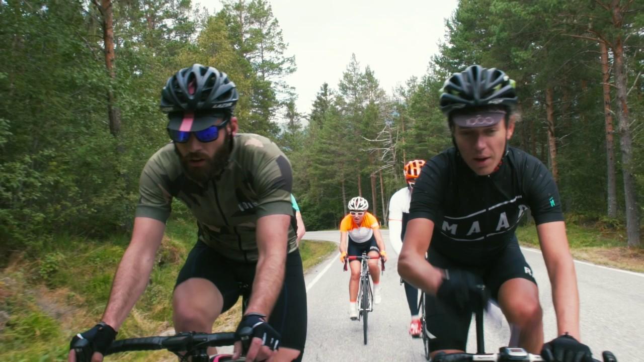 Thumbnail: Road biking in Fjord Norway