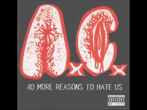 Anal Cunt  - 40 More Reasons To Hate Us (1996) - FULL ALBUM