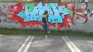 McRwK Prod - Street Wall Tagged [ A$AP Rocky - Pussy Money Weed ]