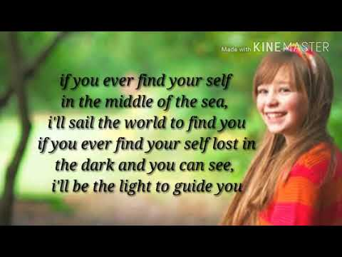 Count On Me Connie Lyrics
