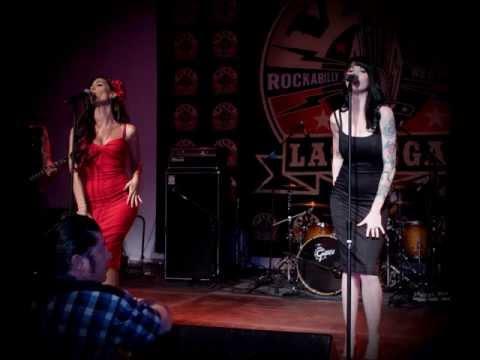 The Devil's Daughters w/Danny B. Harvey - Hard Rockin' Man (Demo)