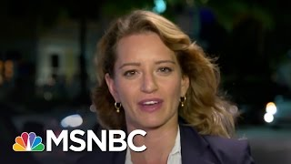 Donald Trump Calls Out NBC's Katy Tur At Rally | The 11th Hour | MSNBC
