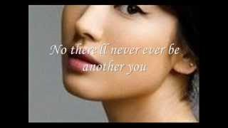 *** Another you - Johnny Tillotson - Lyrics