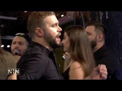 NIN - Bruno & Klajdi - performanca LIVE në Klan Kosova - 02.01.2018