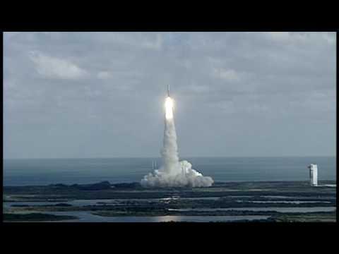 la nasa lanza su primera nave a un asteroide