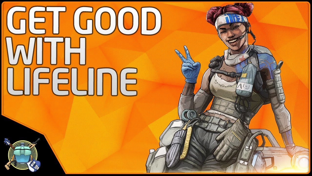Apex Legends - Lifeline is Top Tier, Learn to Play Her!