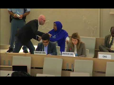 Item:10 General Debate (Cont'd) - 39th Meeting, 30th Regular Session Human Rights Council