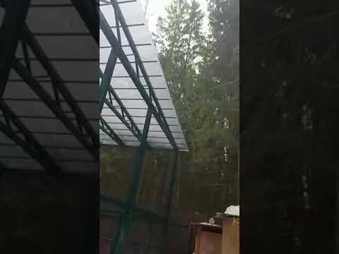 Город Москва Раменское Красноармейская сварщики подключил навес забор лестница перила Козерог делаем