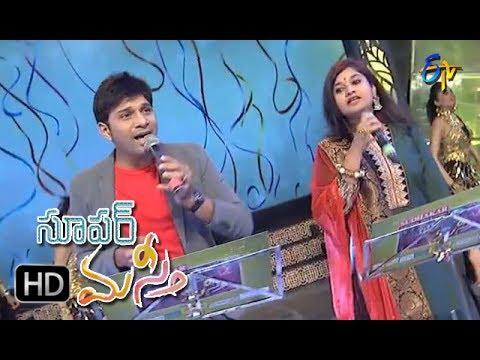 Niluvaddam Ninu Song   Karthik, Sumangali Performance   Super Masti   Tirupati   21st May 2017