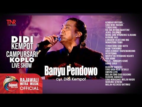 Didi Kempot - Banyu Pendowo [OFFICIAL]