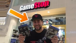 GAMESTOP RETURNING GAMES To GAMESTOP ON RELEASE DAY GONE WRONG