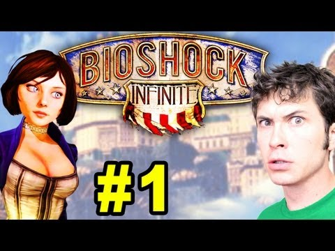Let's Play BioShock Infinite - INTRO - Part 1