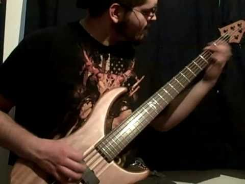 Krisiun - Bloodcraft - Bass