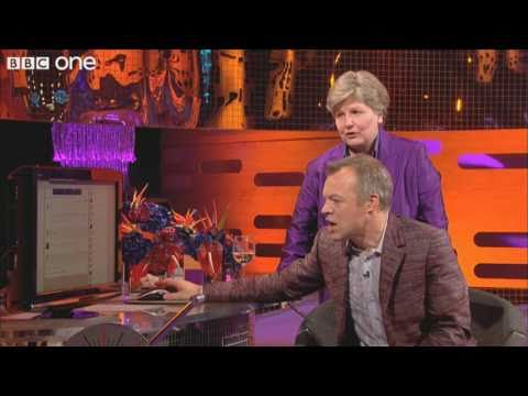 Sigourney Weaver's Sexy Knickers - The Graham Norton Show - BBC One
