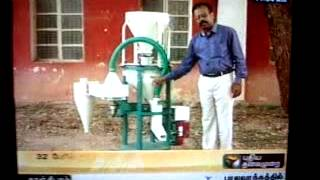 Bala CIAE-Millet Mill (telecasted in a leading Tamil Channel)