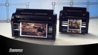 Summa DC Series Printer / Cutters
