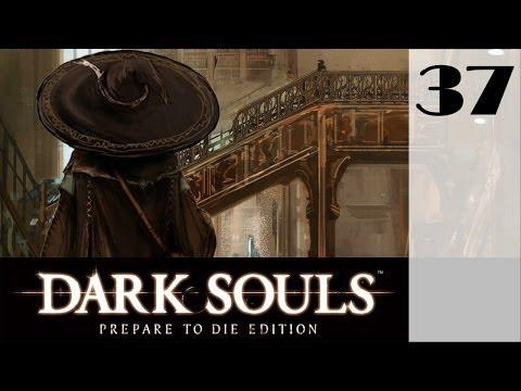 Dark Souls ทั้งชุดนอน Part 37 : The Duke's Archives : แม่หญิงเลียร์กับพ่อเฒ่าโลแกน