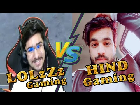 LOLzZz Gaming Vs HIND Gaming | What A Intense Fight Ever | IN GEORGOPOL |